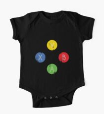 Pushing Buttons // Xbox Kids Clothes