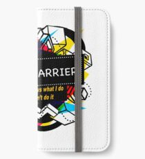 MAIL CARRIER iPhone Wallet/Case/Skin