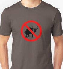 No BS Bull Dust Unisex T-Shirt
