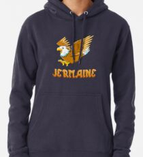 Jermaine Eagle Sticker Pullover Hoodie