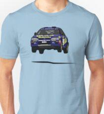 Colin McRae 555 Subaru Impreza Unisex T-Shirt