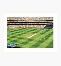 2015 ICC World Cup Final Art Print