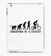 Bicycle Evolution iPad Case/Skin
