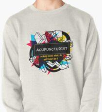 ACUPUNCTURIST Pullover