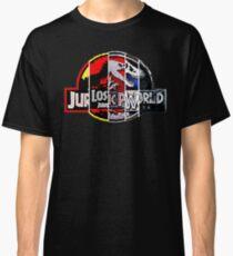 Camiseta clásica jurásico