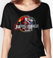Jurassic Women's Relaxed Fit T-Shirt