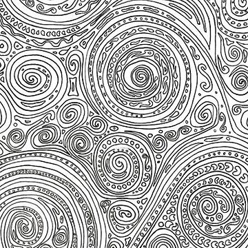 Spiritual Swirl  by LEGACYS