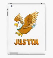 Justin Eagle Sticker iPad Case/Skin