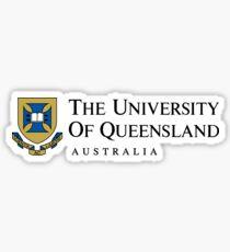 University of Queensland Sticker