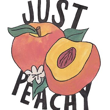 Just Peachy by delabrmr