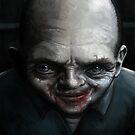 Hannibal Lecter by jordygraph