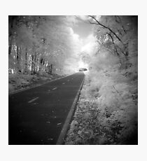 Road to Irlightenment Photographic Print