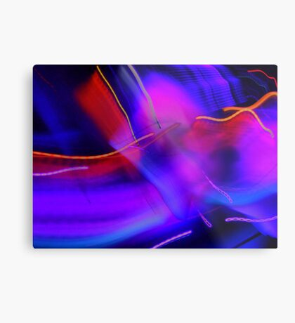 abstract 563 Metal Print