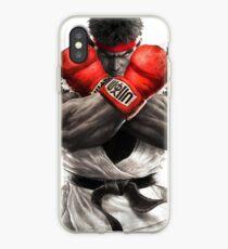 street fighter ryuk iPhone Case