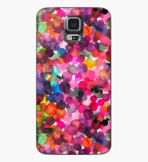Watercolor dots Case/Skin for Samsung Galaxy