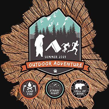 Outdoor adventure!  by saturdayride