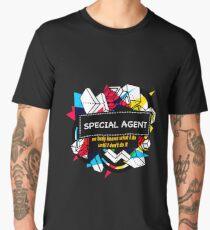 SPECIAL AGENT Men's Premium T-Shirt