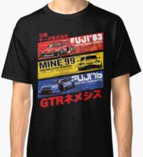 Nissan GTR History Classic T-Shirt