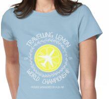 Travelling Lemon World Championship 2014 Womens Fitted T-Shirt