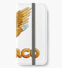 Marco Eagle Sticker iPhone Wallet/Case/Skin
