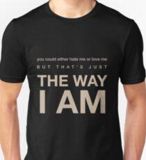 Charlie Puth - The Way I Am Unisex T-Shirt