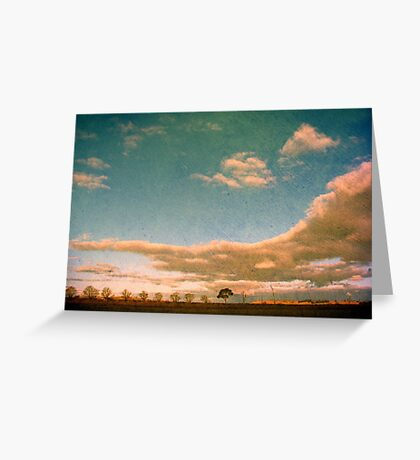 Any Day Now Greeting Card
