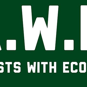 Artists With Ecology- A.W.E. by ChristopherG
