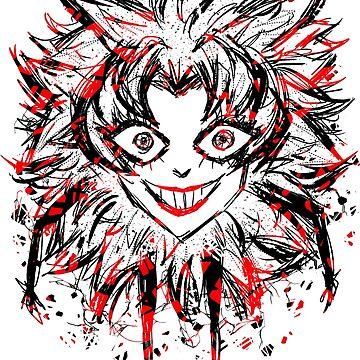 Grunge Psycho Jenny by astrayeah