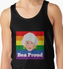 Bea Arthur Golden Girls Pride Proud Tank Top