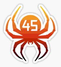 45 Spida 2 Sticker