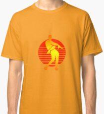 Camiseta clásica Orange justice Dance