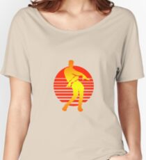 Orange justice Dance Women's Relaxed Fit T-Shirt