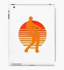 Orange Gerechtigkeit Tanz iPad-Hülle & Klebefolie