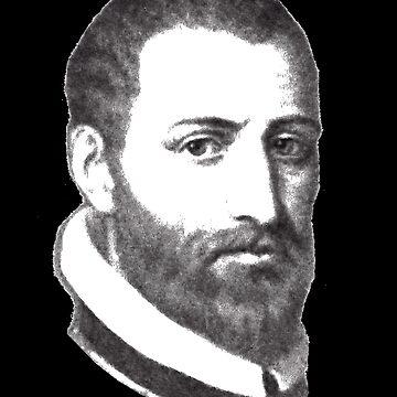 Tomas Luis de Victoria by Thornepalmer