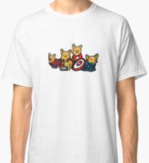 Camiseta clásica Corgs Assemble