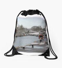 Stoke Bruerne Drawstring Bag