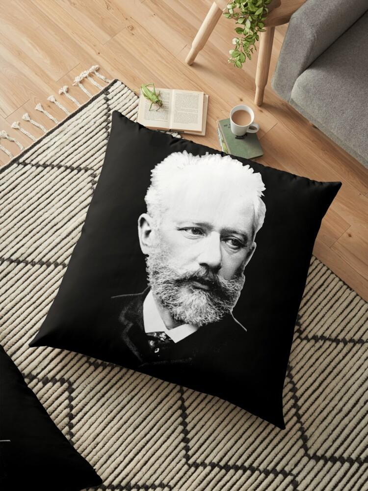 Pyotr Ilyich Tchaikovsky - Great Russian Composer by Thornepalmer