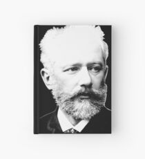 Pyotr Ilyich Tchaikovsky - Great Russian Composer Hardcover Journal