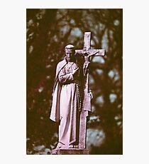 The Priest Photographic Print