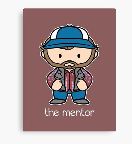 The Mentor Canvas Print