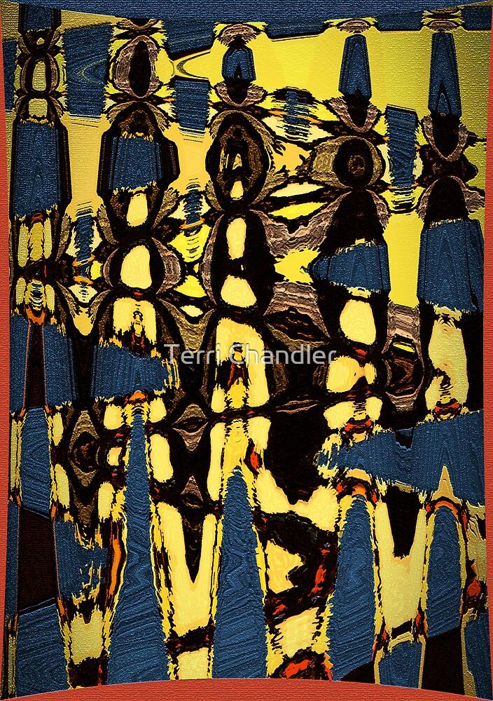 Moody Blues by Terri Chandler