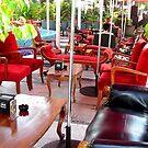 INDOOR/OUTDOOR LINCOLN ROAD SIDEWALK CAFE by sky2007