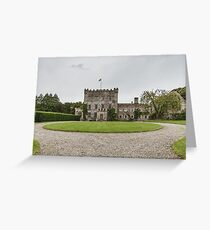 Huntington Castle and Gardens III - Clonegall County Ireland Greeting Card