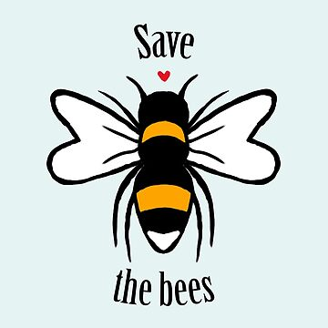 Save the Bees by feeble-platypus