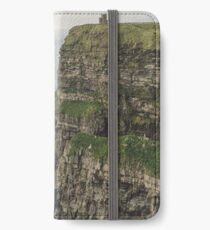The Cliffs of Moher - County Clare Ireland Travel iPhone Wallet/Case/Skin