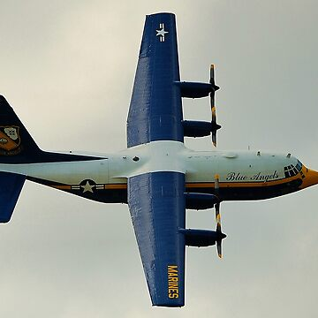 Blue Angel Fat Boy by SaraWood0913