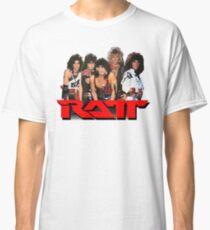 Camiseta clásica Ratt