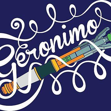 Doctor orders - Geronimo! by illustore