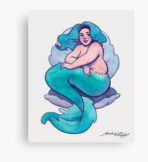 Mer May Canvas Print