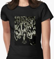 July 4th, 1921 Women's Fitted T-Shirt